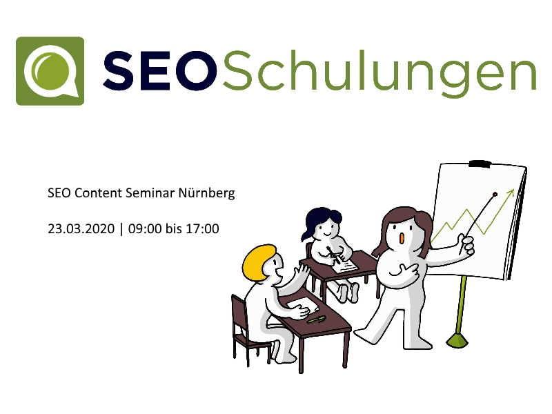 seo content seminar in nürnberg