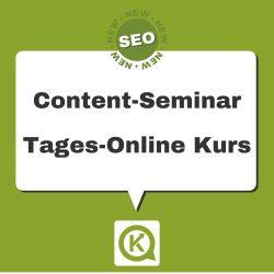 Content-Seminar